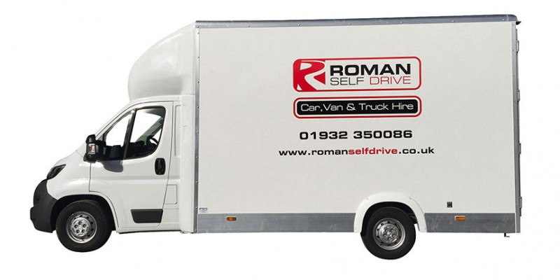 LOW LOADER LUTON Car Hire Deals from Roman Self Drive