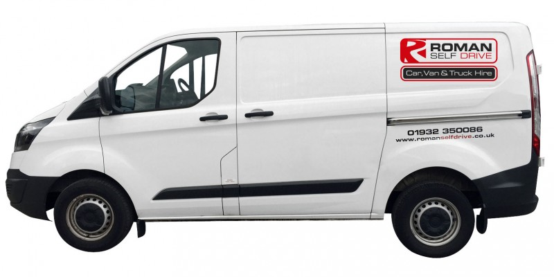 SHORT WHEEL BASE PANEL VAN Car Hire Deals from Roman Self Drive